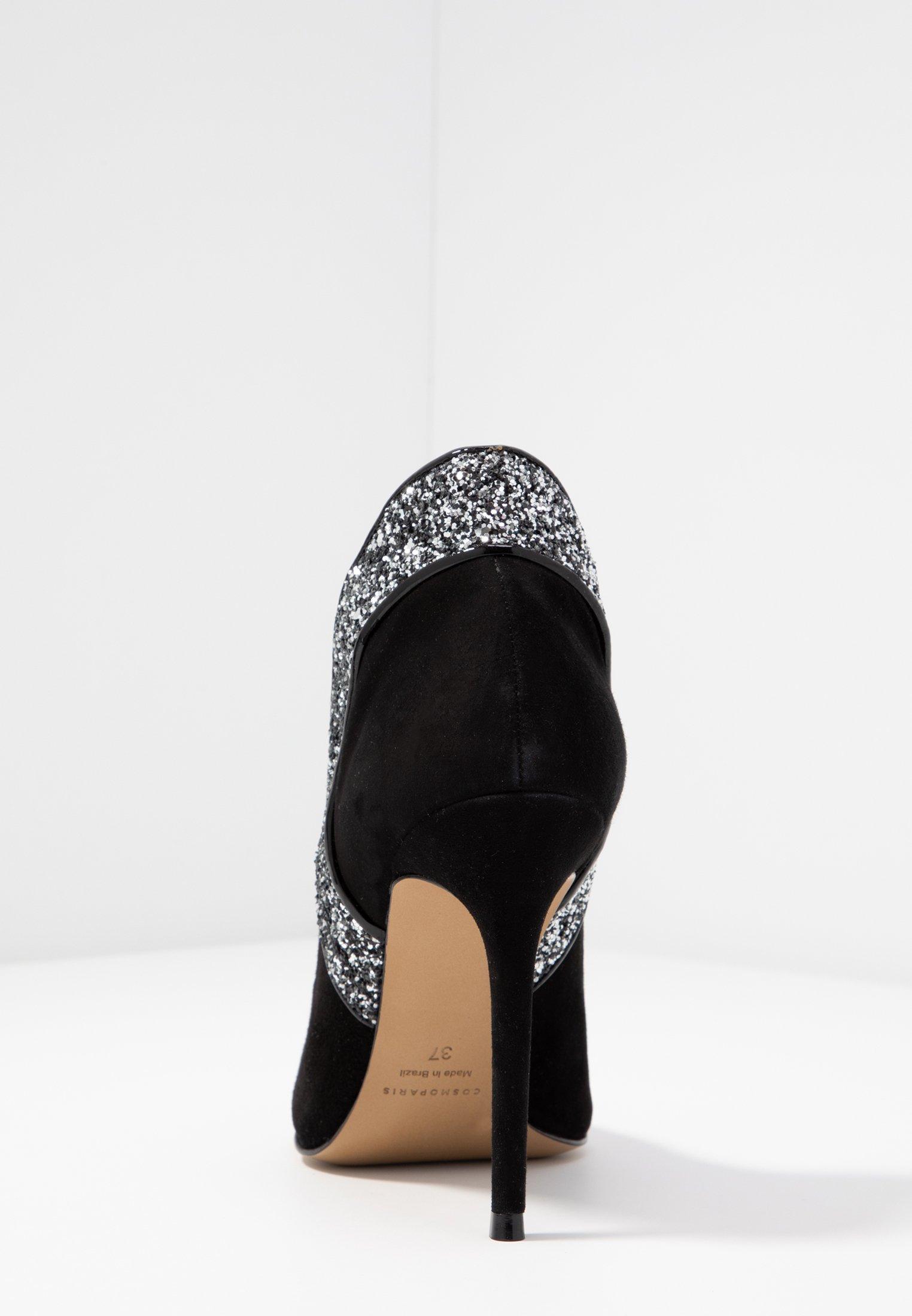 Cosmoparis Jordann - High Heels Noir