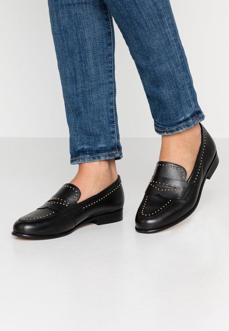 Cosmoparis - VILO - Loafers - noir