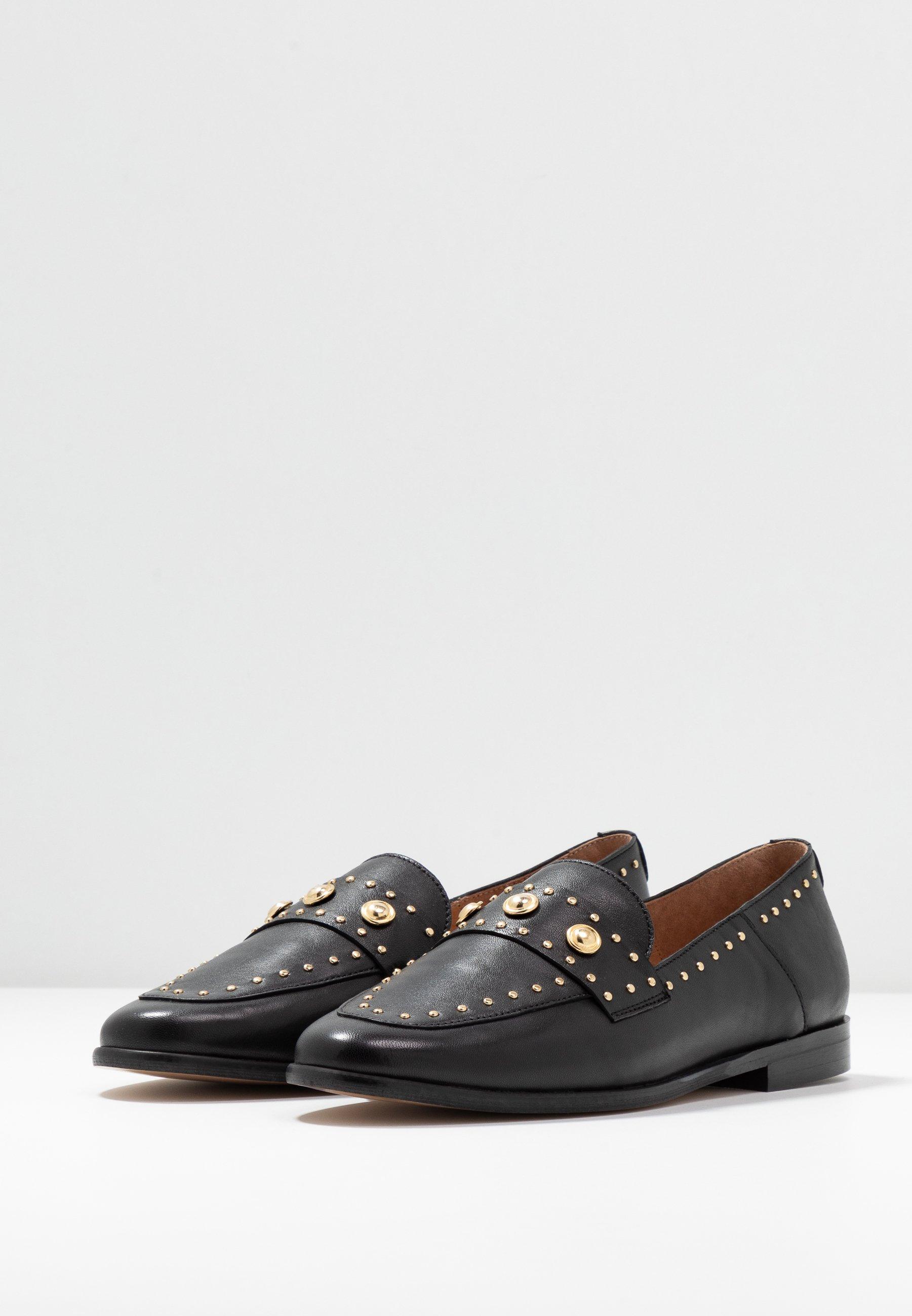 Cosmoparis VALOTI - Loafers - noir JTedd