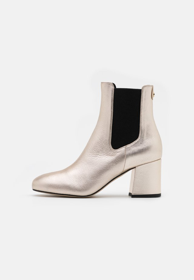 LACADO - Classic ankle boots - or