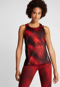 Calvin Klein Performance - TANK - Treningsskjorter - black - 0