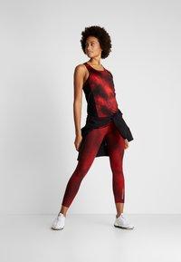 Calvin Klein Performance - TANK - Treningsskjorter - black - 1