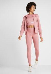 Calvin Klein Performance - LONG SLEEVE - Funkční triko - pink - 1