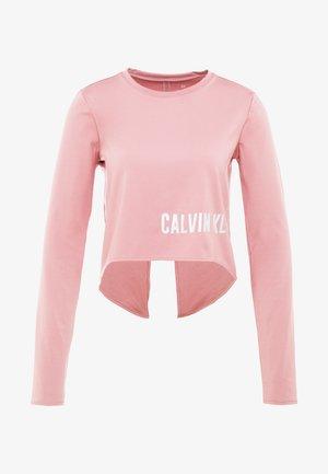 LONG SLEEVE - T-shirt sportiva - pink