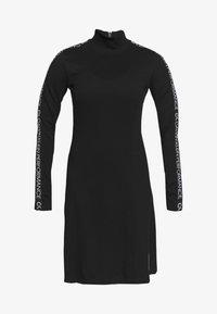 Calvin Klein Performance - LONG SLEEVE DRESS - Vestido ligero - black - 4