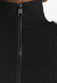 Calvin Klein Performance - LONG SLEEVE DRESS - Vestido ligero - black - 5