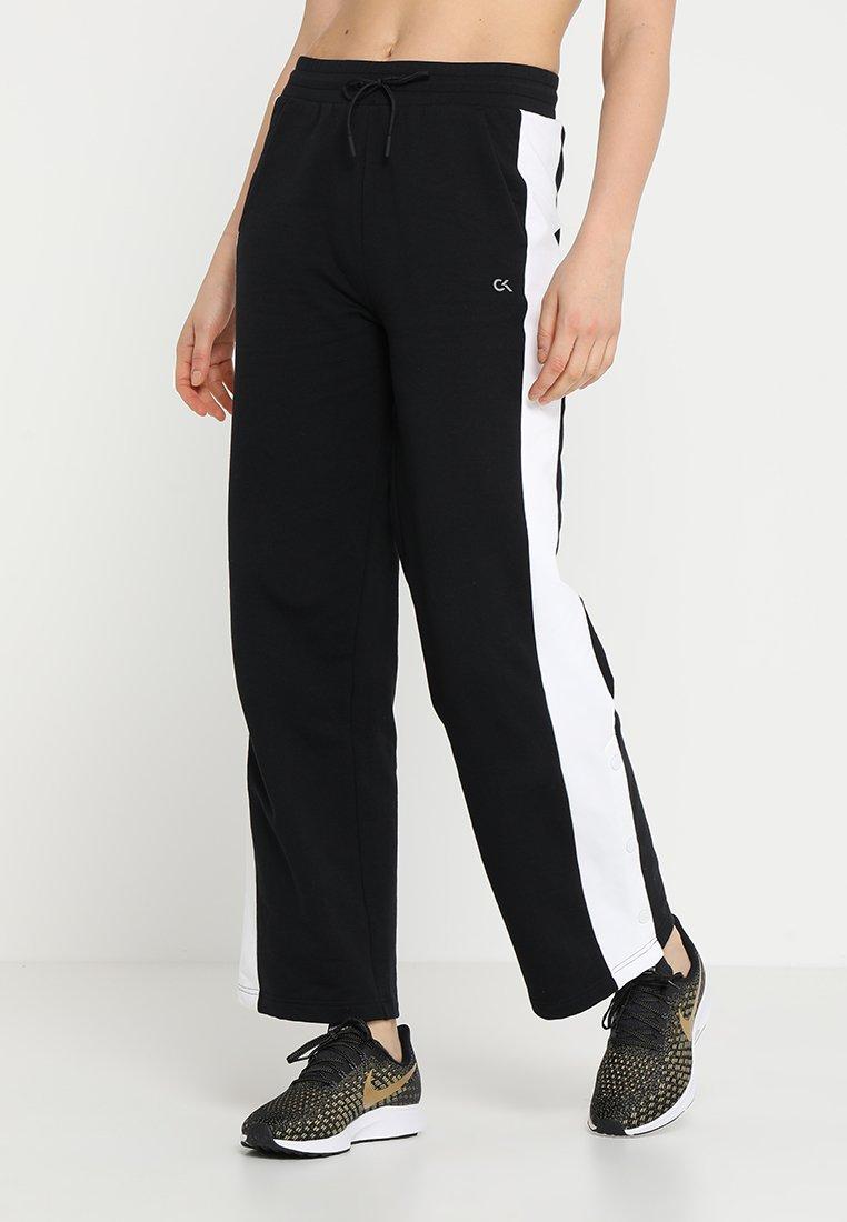 Calvin Klein Performance - PANT - Tracksuit bottoms - black
