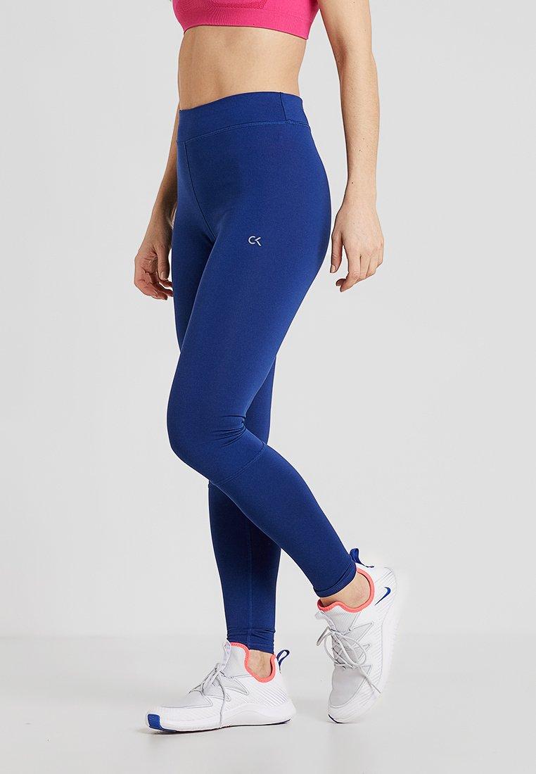 Calvin Klein Performance - FULL LENGTH  - Leggings - sodalite blue