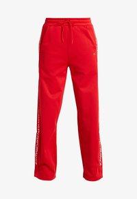 Calvin Klein Performance - PANTS - Teplákové kalhoty - high risk red - 4