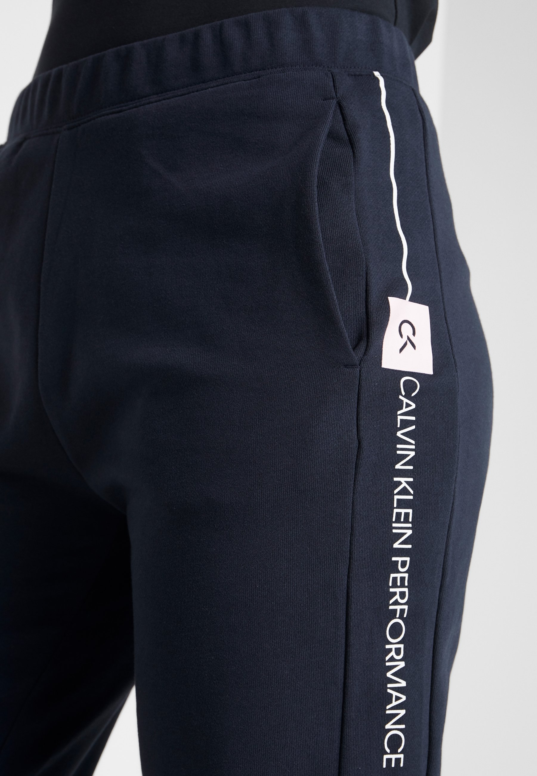 Calvin Klein Performance PANTS - Pantaloni sportivi blue