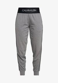 Calvin Klein Performance - PANTS - Tracksuit bottoms - grey - 3