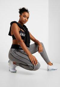 Calvin Klein Performance - PANTS - Tracksuit bottoms - grey - 1