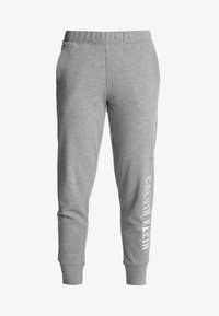 Calvin Klein Performance - PANTS - Tracksuit bottoms - grey - 4