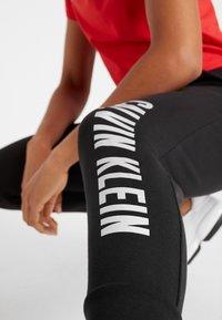Calvin Klein Performance - PANTS - Pantaloni sportivi - black - 3