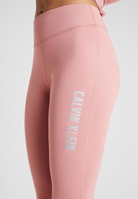 Calvin Klein Performance - FULL LENGTH - Tights - dusty pink - 4