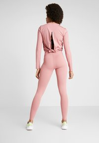 Calvin Klein Performance - FULL LENGTH - Tights - dusty pink - 2