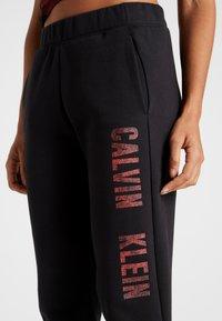 Calvin Klein Performance - PANTS - Trainingsbroek - black - 4