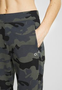 Calvin Klein Performance - PANTS - Tracksuit bottoms - black - 4