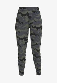 Calvin Klein Performance - PANTS - Tracksuit bottoms - black - 3