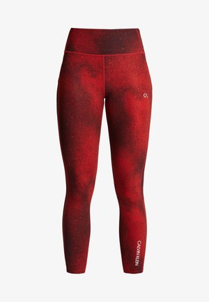 Legging - red