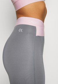 Calvin Klein Performance - Legging - grey - 4