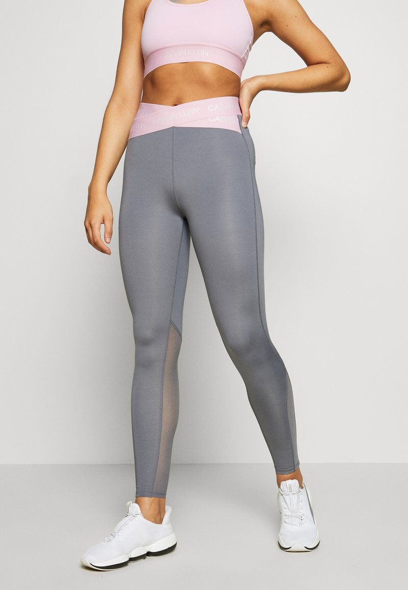 Calvin Klein Performance - Legging - grey