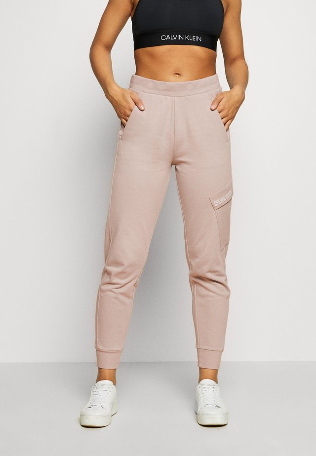 PANTS - Jogginghose - beige