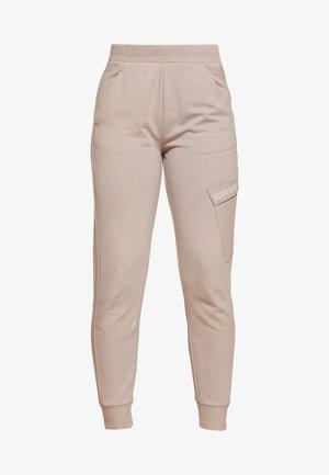 PANTS - Trainingsbroek - beige
