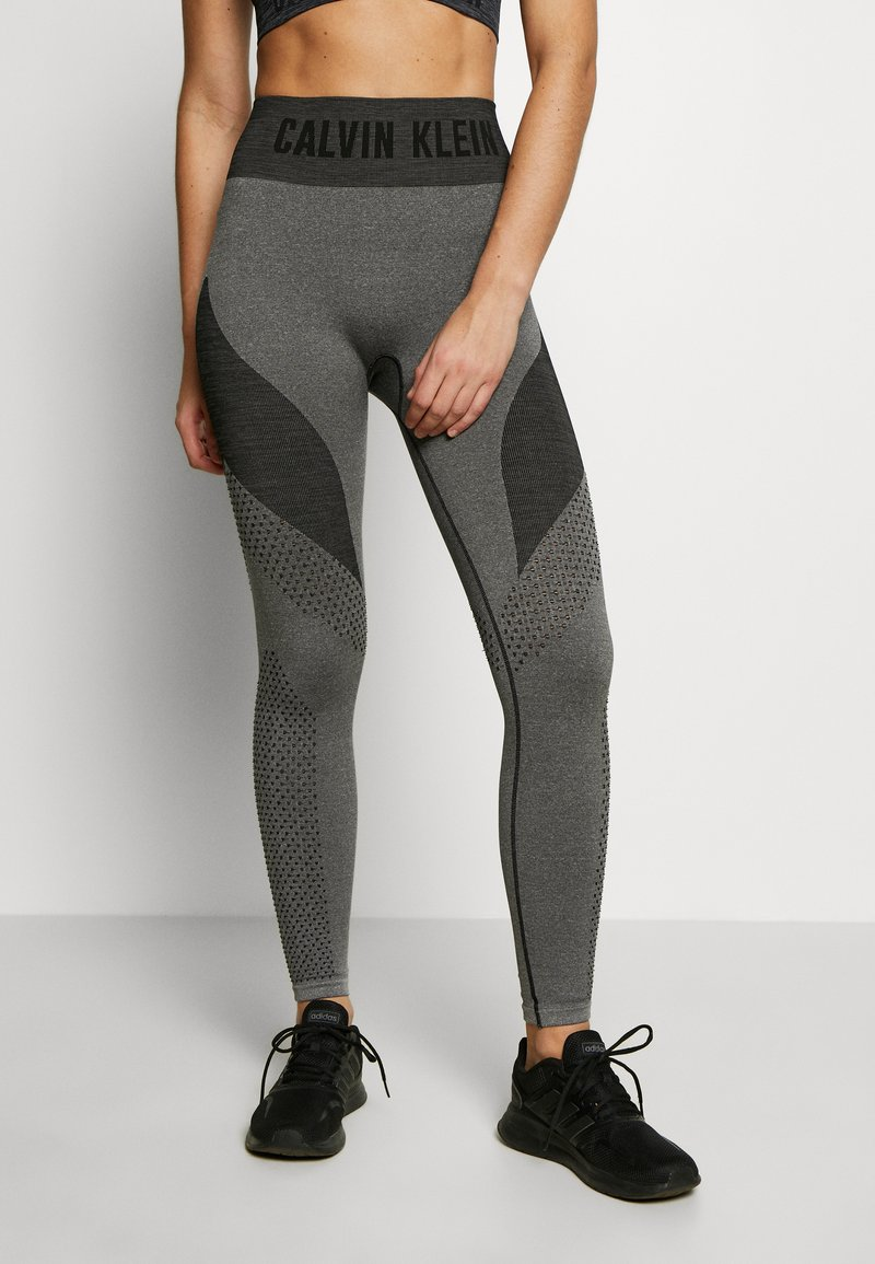 Calvin Klein Performance - Leggings - black