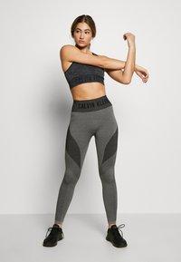 Calvin Klein Performance - Leggings - black - 1