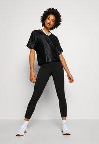 Calvin Klein Performance - FULL LENGTH - Tights - black - 1