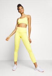 Calvin Klein Performance - FULL LENGTH - Punčochy - yellow - 1