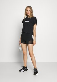 Calvin Klein Performance - SHORT - Legging - black - 1