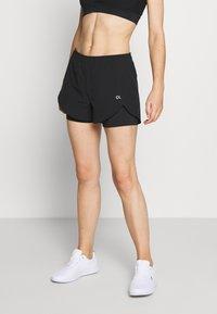 Calvin Klein Performance - SHORT - Sportovní kraťasy - black - 0