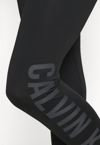 Calvin Klein Performance - FULL LENGTH - Leggings - black - 4