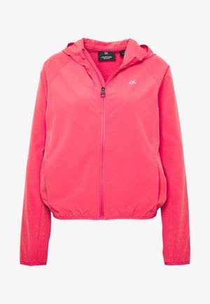 Vodotěsná bunda - red