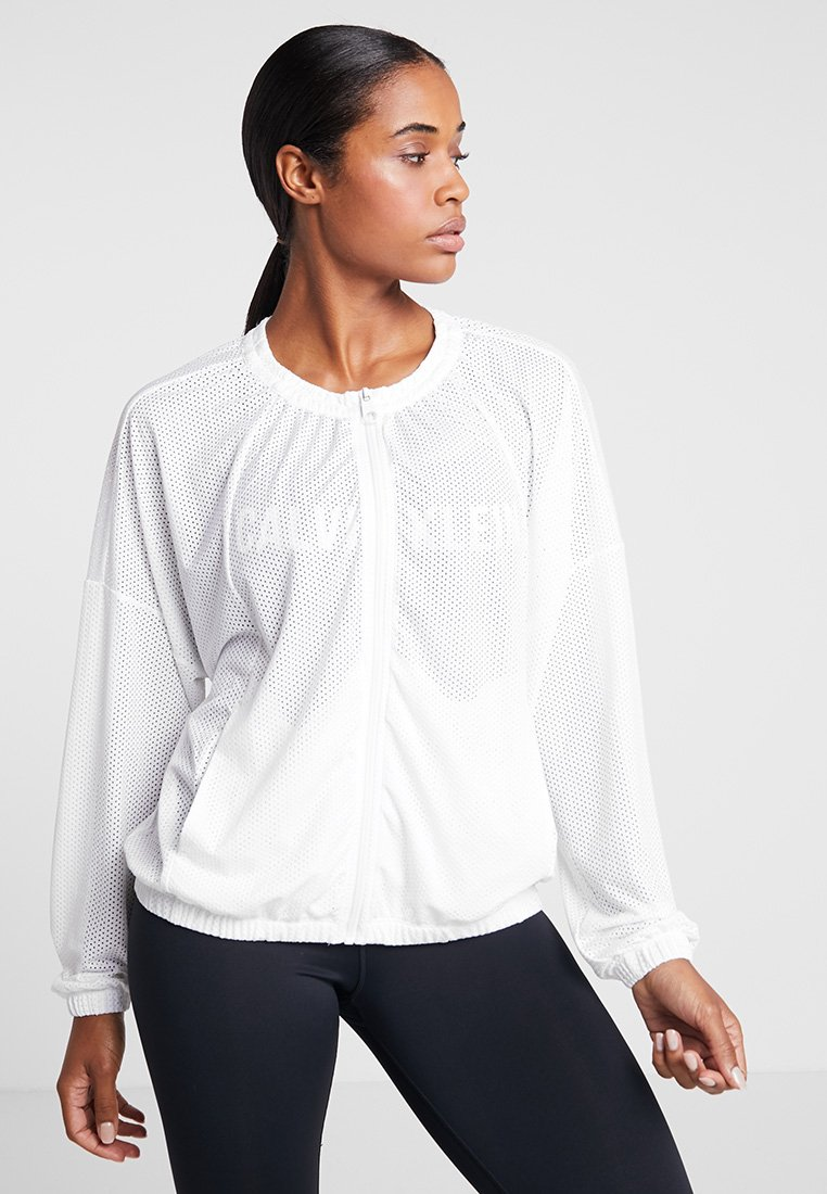 Calvin Klein Performance - Trainingsvest - bright white