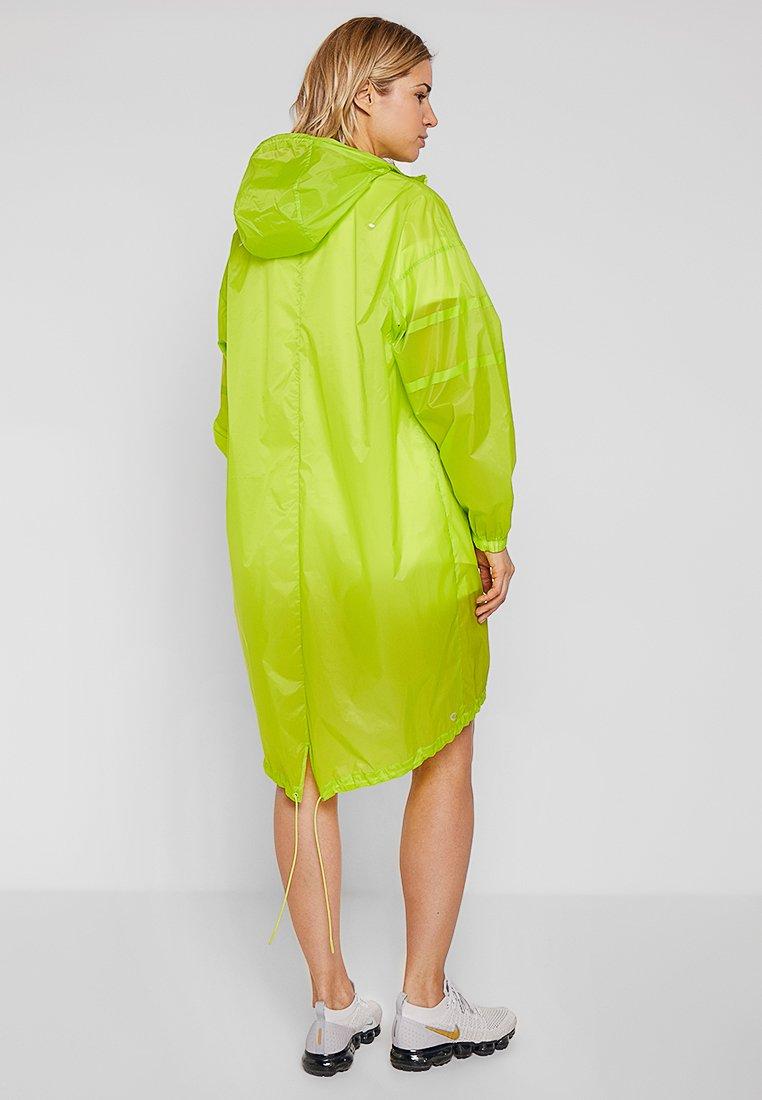 Calvin Klein Performance WINDJACKET - Veste de survêtement lime punch