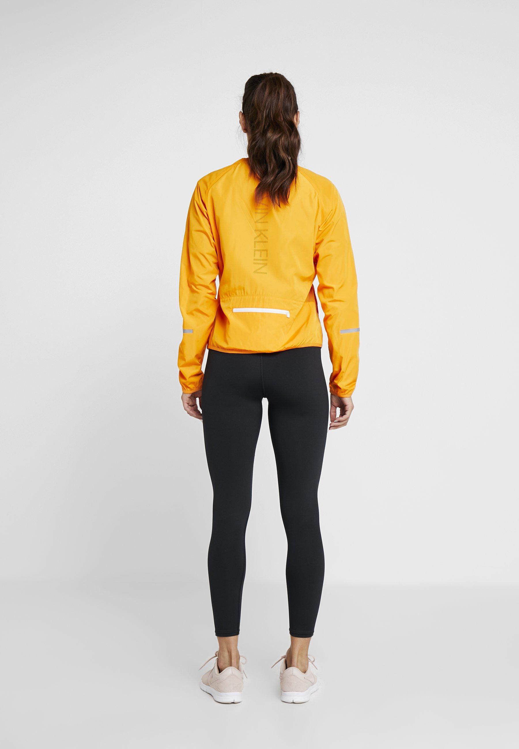 Calvin Klein Performance PACKABLE - Windbreaker orange