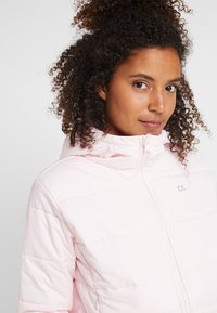 Calvin Klein Performance - LIGHT WEIGHT PADDED JACKET - Veste d'hiver - pink - 4