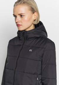Calvin Klein Performance - LIGHT WEIGHT PADDED JACKET - Chaqueta de invierno - black - 5