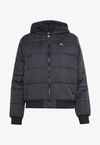Calvin Klein Performance - LIGHT WEIGHT PADDED JACKET - Chaqueta de invierno - black - 4