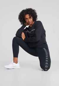 Calvin Klein Performance - Sweatshirt - black - 1