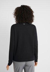 Calvin Klein Performance - BILLBOARD PULLOVER - Sweatshirt - black - 2