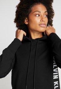 Calvin Klein Performance - HOODIE - Hoodie - black - 3