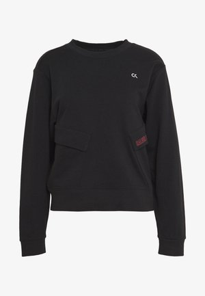 PULLOVER - Sweatshirt - black