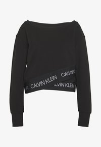 Calvin Klein Performance - Long sleeved top - black - 4