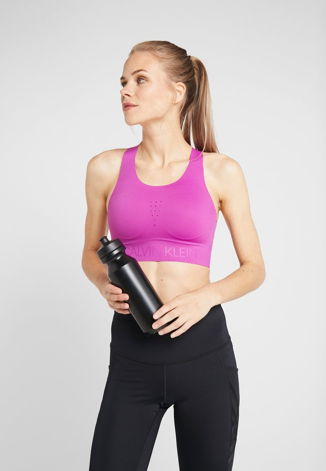 MEDIUM SUPPORT BRA - Sports bra - purple