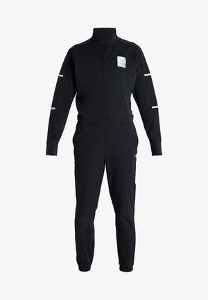 LONG SLEEVE JUMPSUIT - Dres - black