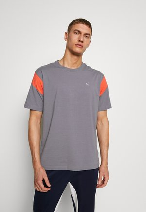 SHORT SLEEVE - T-Shirt print - grey